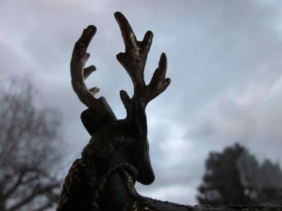 Den bemalede hjort