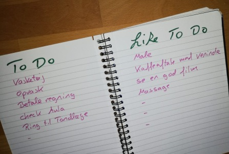 Psykoterapeut Roskilde Sus Gryner skriver om ugidelige dage. Læs mere