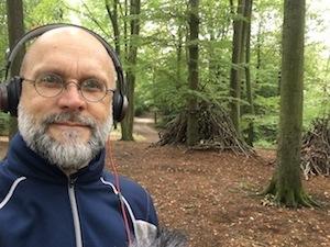 Enneagramekspert og hverdagspilgrim Flemming Christensen