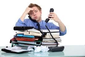 Stress og travlhed