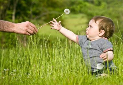 Giv dit barn dig... og dit nærvær.