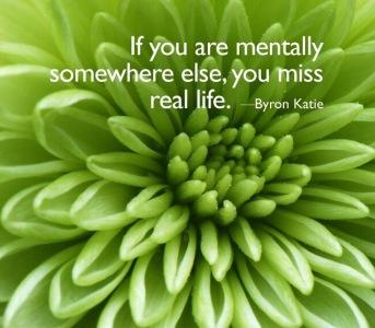 Mit møde med Byron Katie ændrede mit liv